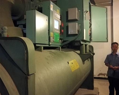 低温空调压缩机维修
