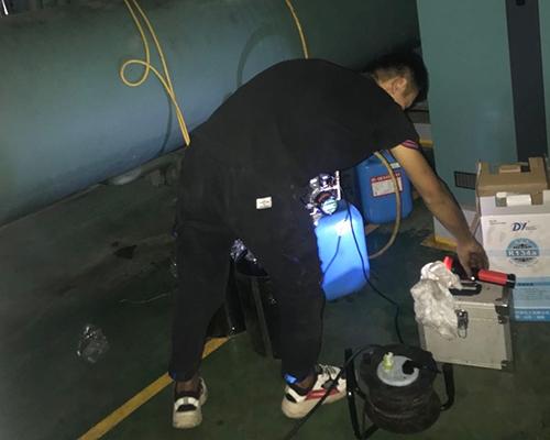 上海约克YK机组保养